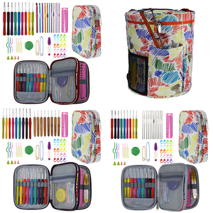 Drawing Crochet Hooks Set With