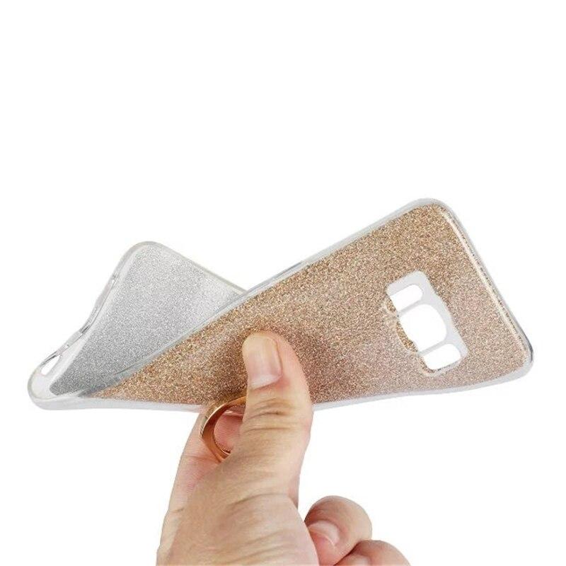 Untuk Samsung Galaxy S8 Kasus Penutup Transparan Lembut TPU Kasus - Aksesori dan suku cadang ponsel - Foto 4