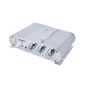 Image 5 - Amplificateur de voiture chaude Hi Fi 2.1 MP3 Radio Audio stéréo haut parleur Booster lecteur pour moto moto usage domestique