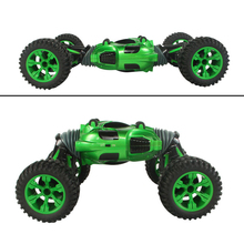 2.4Ghz 4WD RC Car High Speed Deformation Toys Monster Rock Crawler Off Road Dirt Truck Big Wheels Toy for Kids Gift