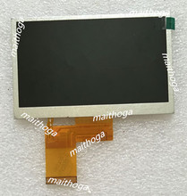 4.3 cal wyświetlacz tft lcd ekran wspólny GL04303600 40 GL043056B0 40 GL043026 N6 480 (RGB) * 272
