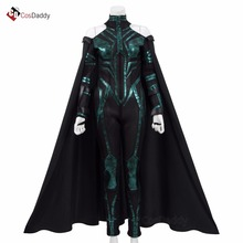 Thor Ragnarok Cosplay Costume Hela Cosplay Costume Women Halloween Costumes Custom Jumpsuit