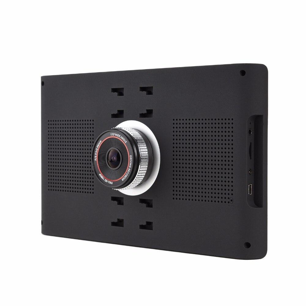 9 дюймов Android автомобильный грузовик GPS навигация 8 Гб 16 Гб DVR видео рекордер планшет AV-IN Поддержка Камера заднего вида с бесплатными картами