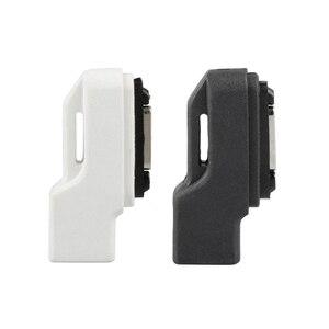 Micro USB Adaptador Do Conector Conversor Adaptador de Carregador Magnético para SONY Xperia Series Z3 Z3 Compacto Z2, Z1, z3 Tablet Compacto
