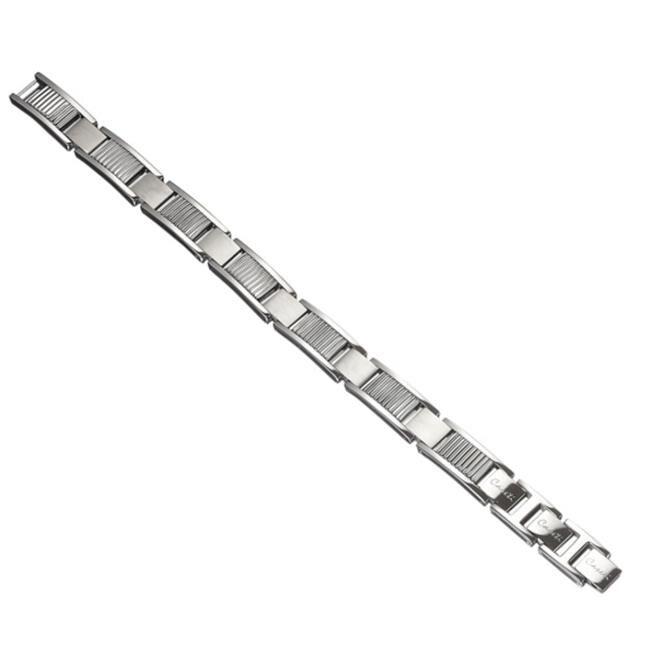 Caseti CABR012 Caseti Vertical Ribbed Stainless Bracelet бумажник caseti портмоне cad40014 6