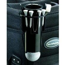 Портативный держатель для хранения футболка «мяч для гольфа» Pro Clip Caddy с нейлоновой щеткой Divot чистящий инструмент с щеткой Прямая поставка