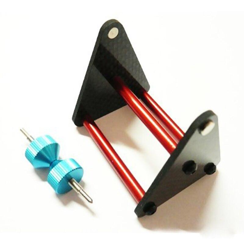Magnetic Suspension Propeller Prop Balancer Carbon Fiber for Multi-Rotor TY
