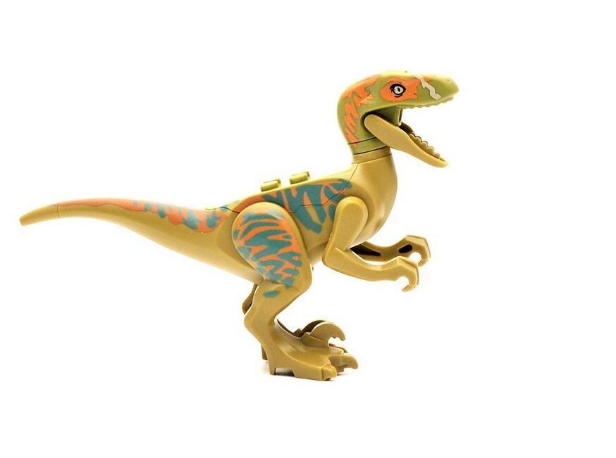 8 piezas dinosaurios del Parque Jurásico mundo niño bebé juguete ...