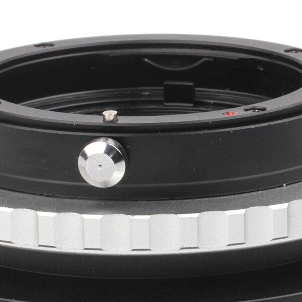 Pixco adapter za pritrditev obroča za objektiv Nikon G za fotoaparat - Kamera in foto - Fotografija 3