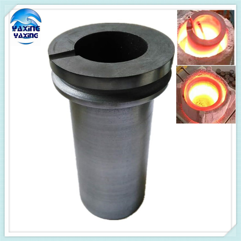 Graphite Crucible 2KG for Melting Metal for gold ,silver,copper melting. Graphite Crucible Furnaces FREE SHIPING
