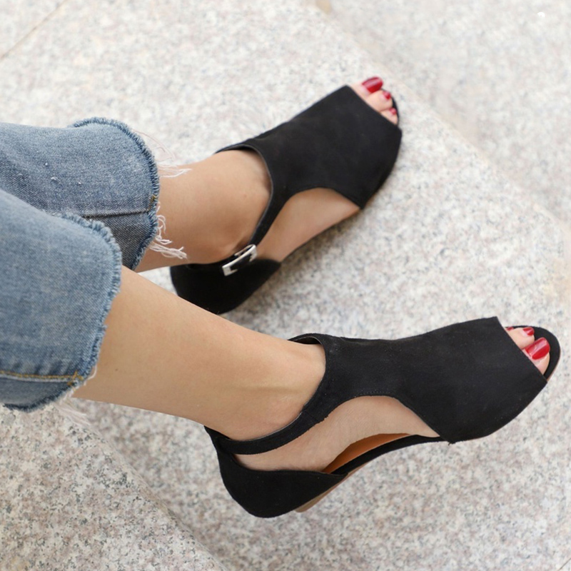 REVEAL HOT SELLING GIRLS WEDGE Strappy Sandal UK Size 10-3