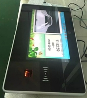 Performance Software touch High screen biometric face Facial/fingerprint Recognition Camera Time and attendance
