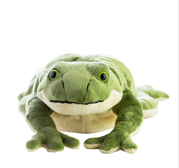 1pcs Children Gift Stuffed Animals Toy Plush Frogs High Quality Kids' best Christmas Gift Dropshipping new arrive good quanlity children s toy best gift
