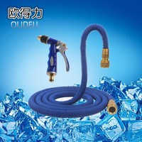 ALL NEW 2017 Garden Hose Expandable Hose With Metal Garden Sprayer Nozzle Nozzle High Pressure Magic