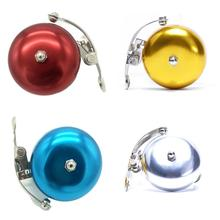 Campanas de bicicleta de aluminio campana de cuerno adecuado doblar bicicleta MTB bicicleta sonido fuerte ciclismo ejercicio bicicleta accesorios campana Vintage anillo