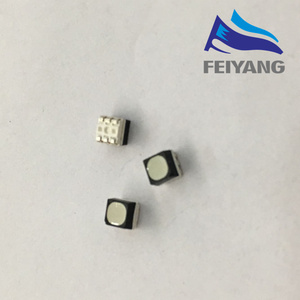 Image 2 - 1000 stücke Volle Farbe LED 3535 RGB FM N3535RGBW Outdoor farbe display anwendungen