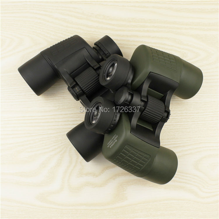 Professional Russian optical bak4 porro prism font b Binoculars b font 8x40WA High Powerful Army small