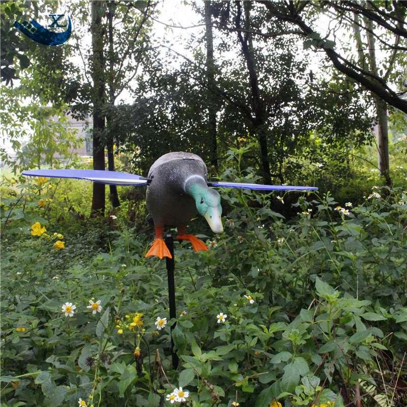 Xilei Odkryty Plastikowe Pilot Zielony Głowy Przędzenia