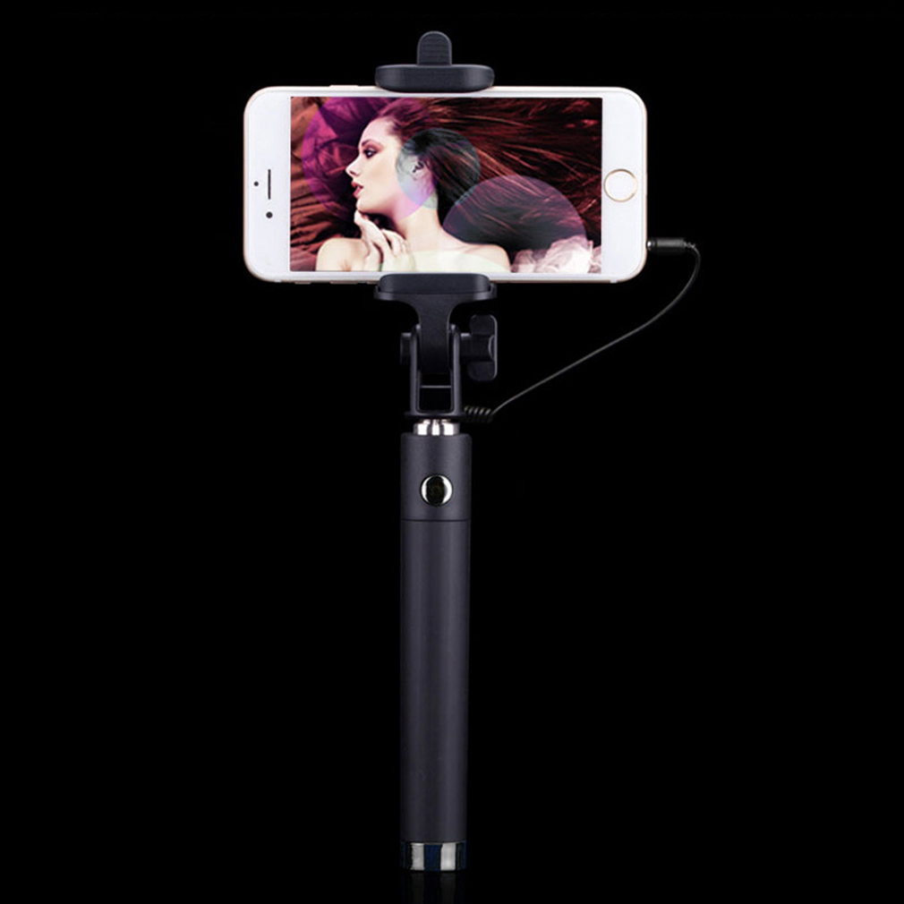 2016 new remote button selfie stick universal para para selfie monopod us281. Black Bedroom Furniture Sets. Home Design Ideas