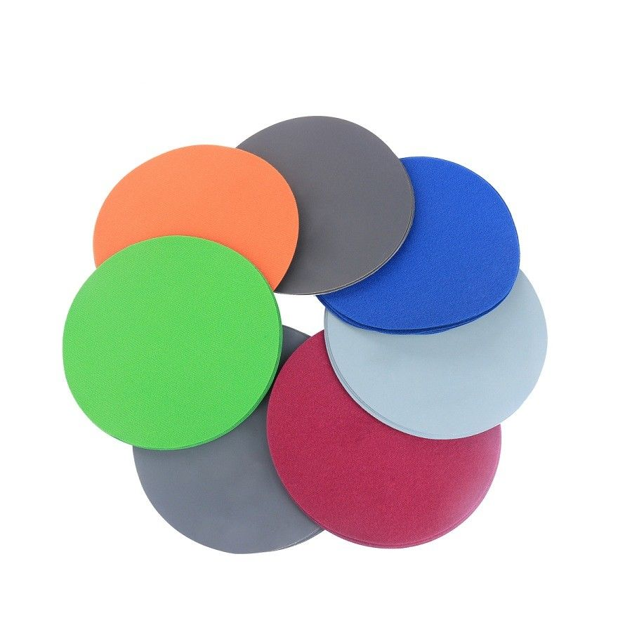 5-50Pcs Water Grinding Abrasive Paper 1 Inch-7 Inch Grit 3000 Sanding Discs Hook Loop Sandpaper Round Sandpaper Disk Sand Sheet