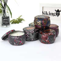 Smokeless Scented Candle Massage Relax Six-color Cans Soothing Mind And Body Relaxation Natural Environmental Protection Health