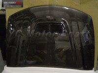 Acessórios do carro de fibra de carbono estilo oem capô apto para 1996-1997 evo 4 capô carro-estilo