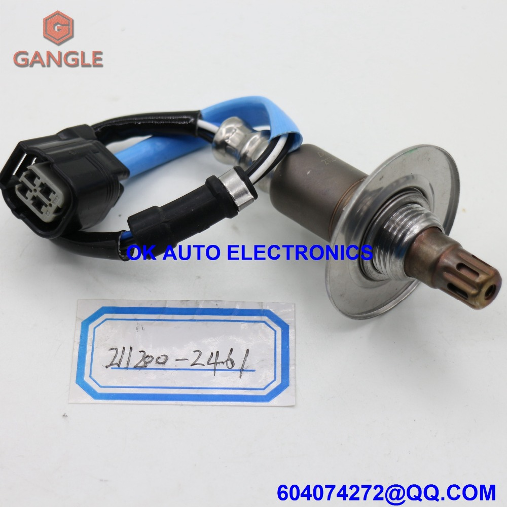 Sauerstoffsensor Lambda LUFT-KRAFTSTOFF O2 SENSOR für HONDA CR-V 36531-RZA-003 211200-2461 36531RZA003 2112002461 2007-2009