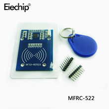 MFRC-522 RC-522 RC522 Antenna RFID Wireless Module For Arduino IC KEY SPI Writer Reader IC Card Prox