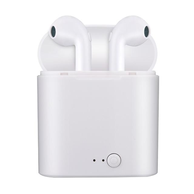 Wireless Headphones Bluetooth Sports Headphone i7s tws i9 Earphones cordless Headset with mic Earphone For all smartphone .