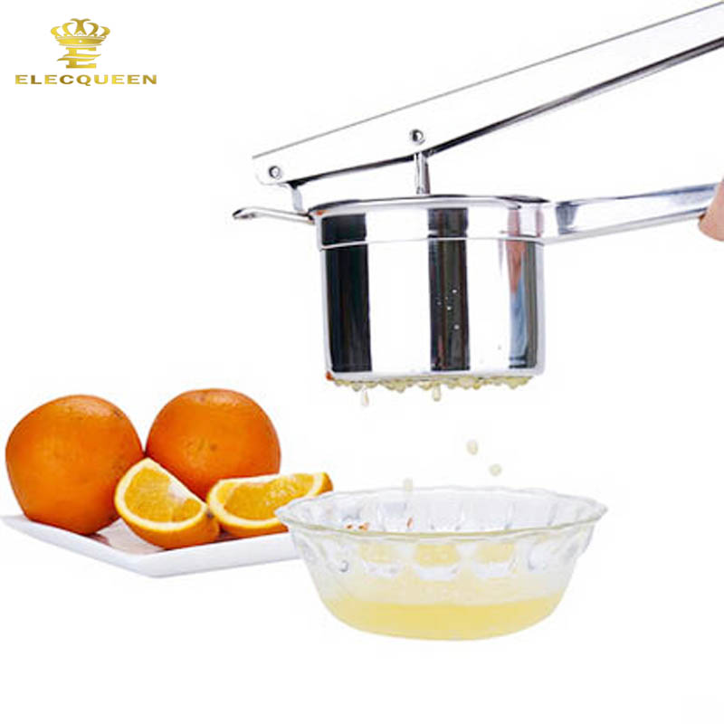 Potatoes pressure mud filter Juicer Supplies Stainless steel kitchen gadgets man