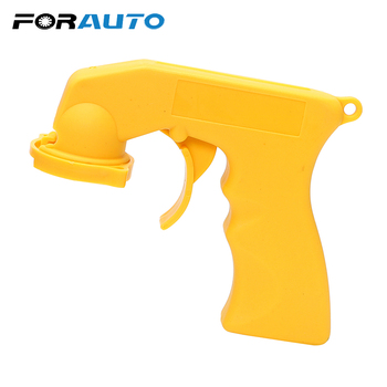 FORAUTO Car-styling Spray Adaptor Paint Gun Auto Maintenance Locking Collar Car Care Handle With Full Grip Trigger Portable