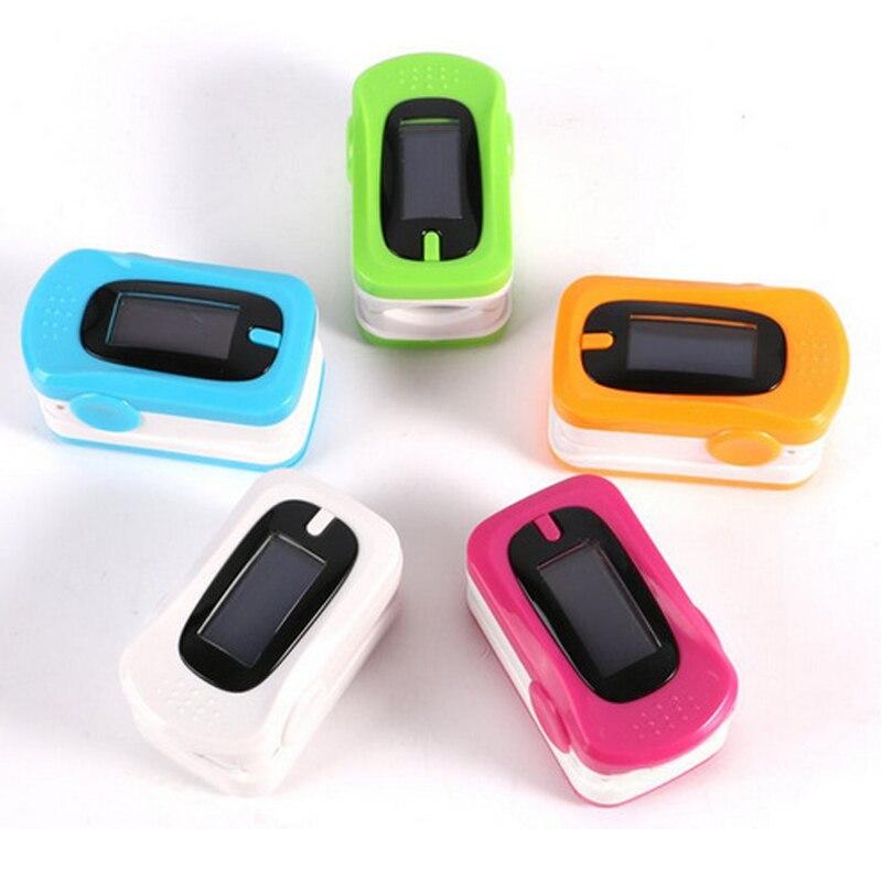 Пульсоксиметрический пульсоксиметр с зажимом для пальцев, пульсометр для определения частоты сердечных сокращений, пульсометр