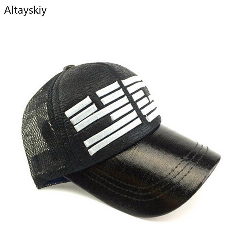 100% QualitäT Baseball Caps Frauen Neue Sommer Patchwork Sonne Schatten Verstellbare Mesh Frauen Cap Chic Trendy Koreanische Stil Allgleiches Outdoor Hip Hop