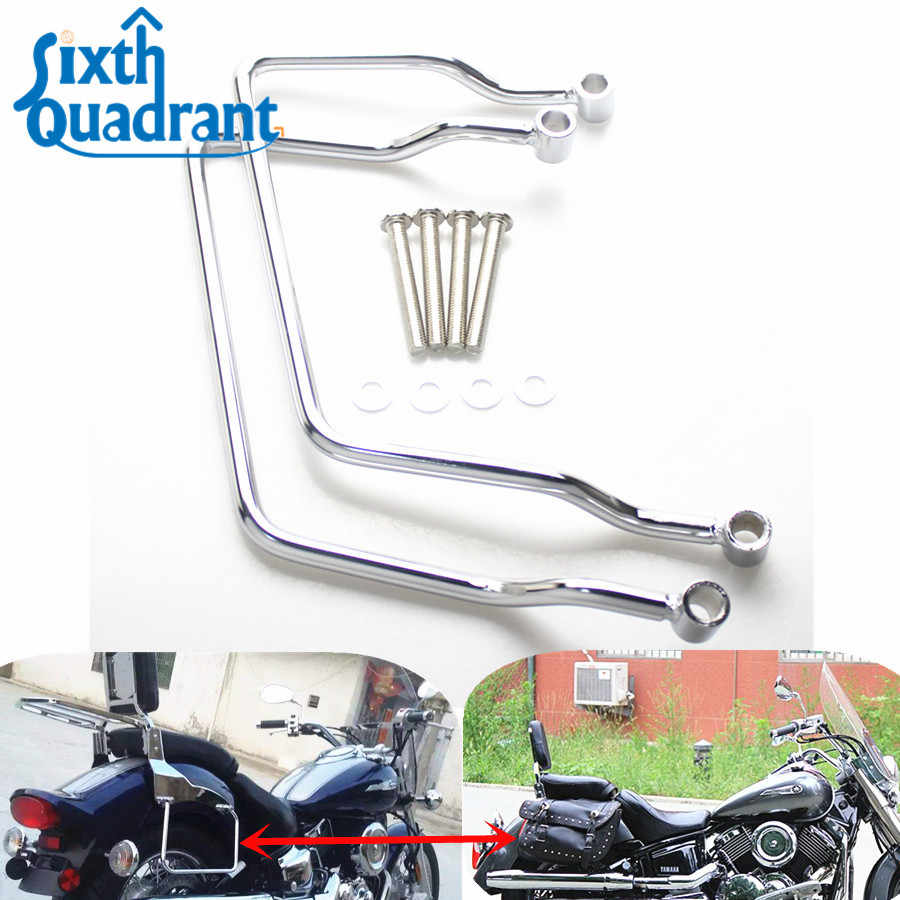 Detail Feedback Questions about Motorcycle Chrome Support