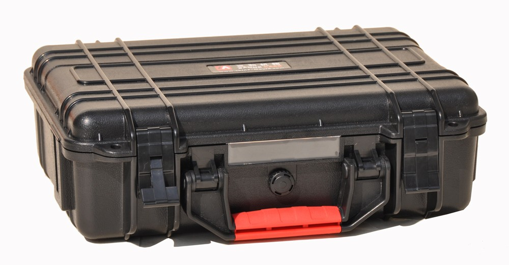 309 x189x112mm ABS Tool case toolbox Impact resistant sealed waterproof safety case equipment camera case with pre-cut foam