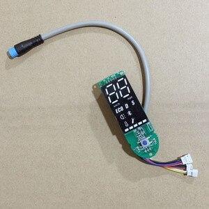 Image 3 - Upgrade M365 Pro Dashboard dla Xiaomi M365 skuter W/osłona ekranu BT płytka dla Xiaomi M365 hulajnoga Pro Scooter M365 akcesoria