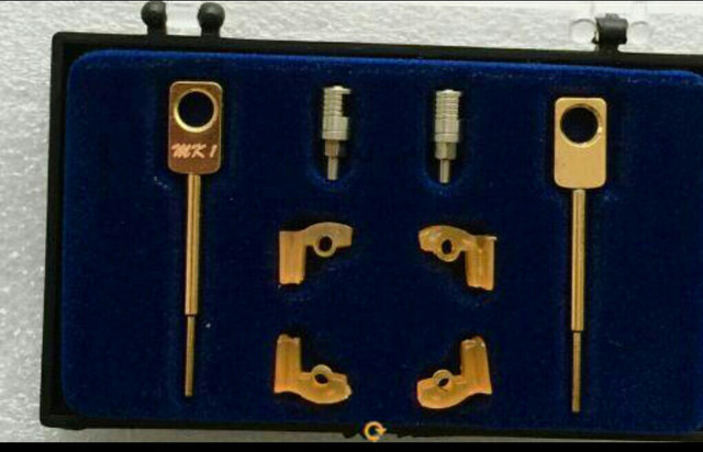 2 Sets Per Box Lab Technician Instrument MK1 Attachments For Metal Partials