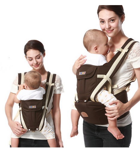 ФОТО Free Shipping Single shoulder baby sling waist stool multifunctional baby backpack children straps Four Seasons General