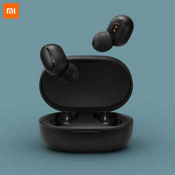 Original Xiaomi Redmi AirDots TWS Wireless Bluetooth Earphone BT 5.0 MI Stereo Headset With Mic Headphones Earbuds - DISCOUNT ITEM  0% OFF All Category