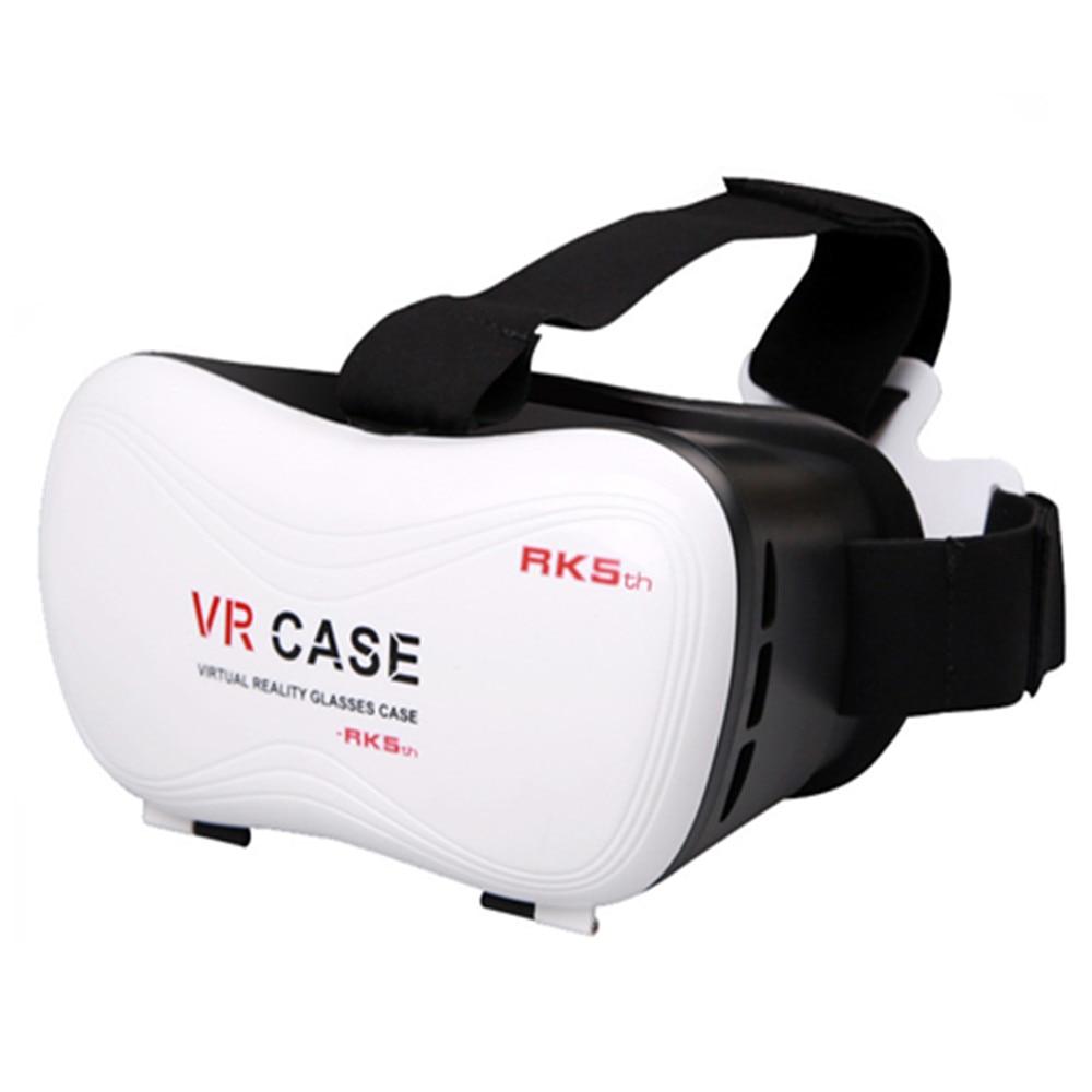 3D <font><b>Vr</b></font> Box <font><b>Head</b></font> <font><b>Mount</b></font> <font><b>Plastic</b></font> <font><b>Vr</b></font> Case Rk5Th Version Virtual Reality <font><b>Glasses</b></font> Headset <font><b>For</b></font> <font><b>Iphone</b></font> 6 Samsung Smartphone