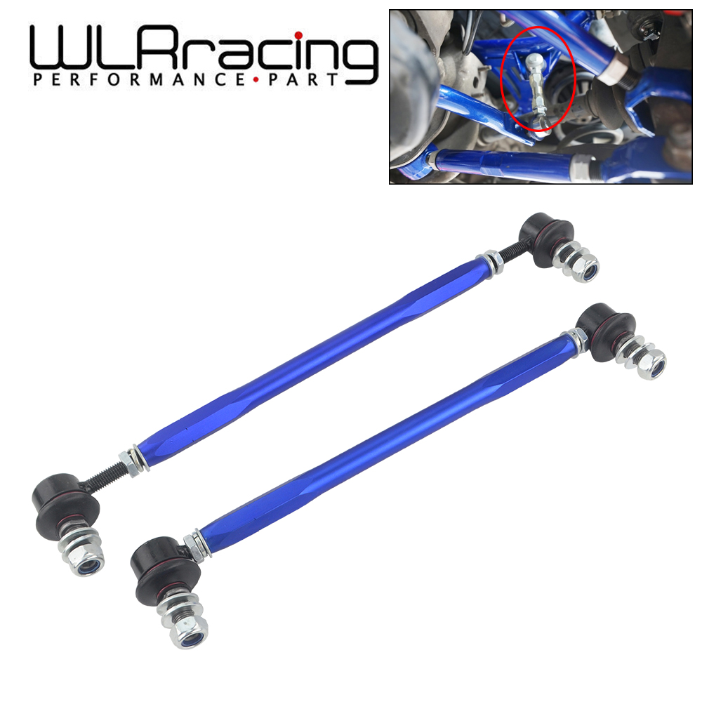 320mm 365mm Ball Joint Adjustable Roll Sway Bar End Link For BMW X5 E53 Holden Vectra ZC Toyota Corolla VW CC GolF WLR SEL29