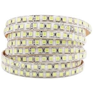 Image 3 - DC 12V 24V 5054 LED Strip Light 5m 120LEDs/M Waterproof Warm white 600 Led stripe Flexible LED Ribbon Tape More Bright 5050 5630