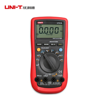 New UNI T UT61B Digital Multimeters USB Auto Range AC/DC Volt Amp Ohm Freq Meter REL Data Hold 4000 Counts LCD Backlight