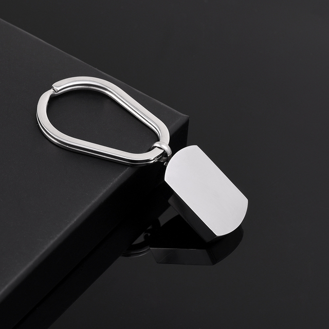 My Best Friend Urn Keychain