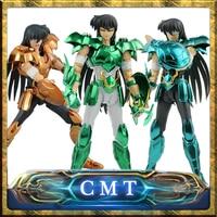 Dragon Shiryu V3 Version Final Cloth EX Metal Armor Saint Seiya Myth Cloth Action Figure