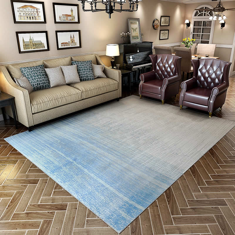 Meteor Shower Carpets For Living Room Modern European Style Bedroom Rugs Striped Study Carpet Coffee Table Mat Home Floor Rugs(China)