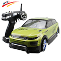 Large RC Car 1:10 High Speed Racing Car For Evoque Championship 2.4G 4WD Radio Control Sport Drift Racing  Model electronic toy