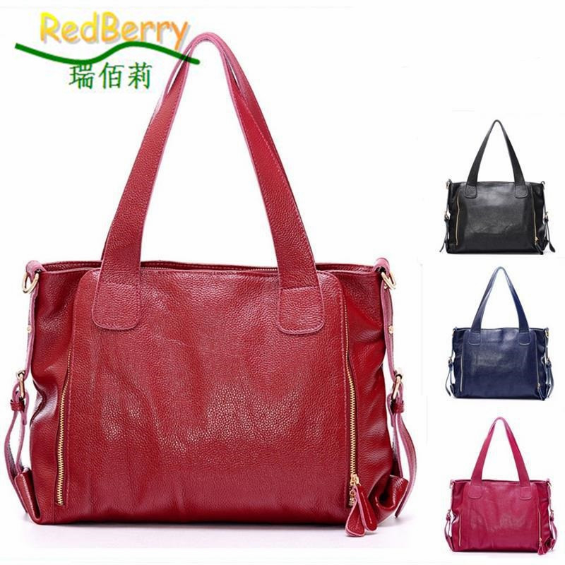 Hot!100% Genuine Leather Bag Bolsas 2015 New Shoulder Bag Fashion Crossbody Bag Women Leather Handbag Women Messenger Bags Tote 2015 new fashion tote genuine leather handbag western style crossbody bag multi purpose shoulder bag hot women messenger bags
