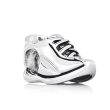 New product Charm Beads Sports Shoes Lucky Fit Pandora Bracelet
