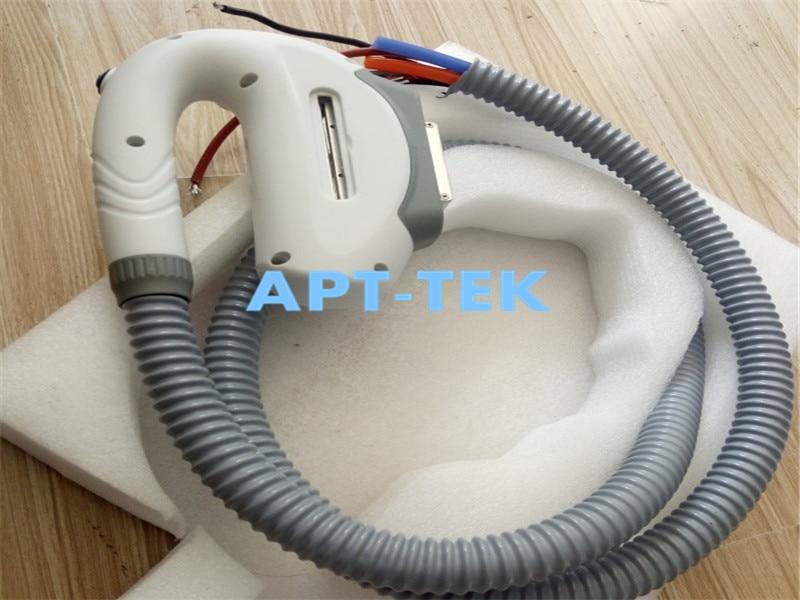 hair remove ipl  handle cosmetic e light elos handpiece 610nm handpiece ipl shr sapphire title handle 10x50mm crystal spot